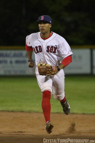 London Majors at Brantford Red Sox May 27, 2015