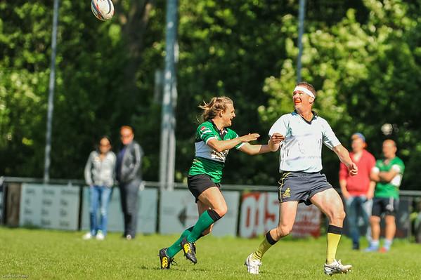 Delft Dames vs Delft 2