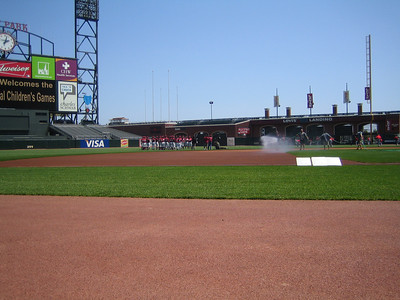 From the Giants Dugout