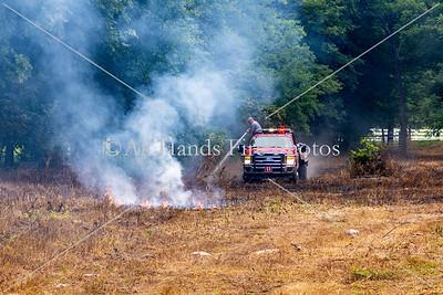 20180714 - Unincorporated Lebanon - Brush Fire