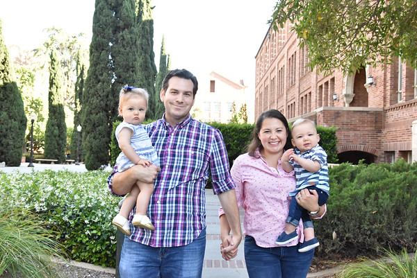 UCLA Family Photo Session