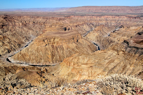 fish river canyon namibia photo 3