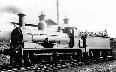 """GSWR Smellie """"1"""" Class 224 0-6-0"""