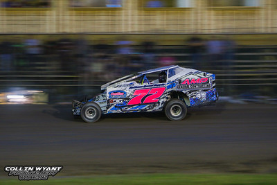 Outlaw Speedway - Collin Wyant - 8/27/21