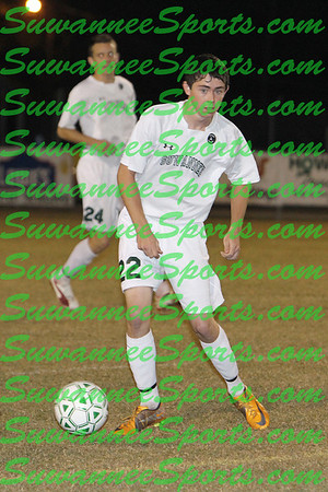 Suwannee High School Soccer - Boys 2012-13