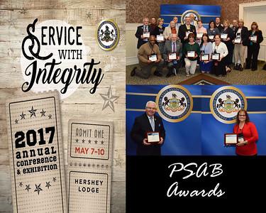 PSAB Awards 2017