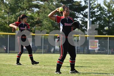 Dowling @ Fort Dodge Softball 6/22/17