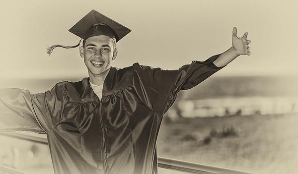 Mario's Graduation