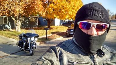 300 mile Sunday, in November.