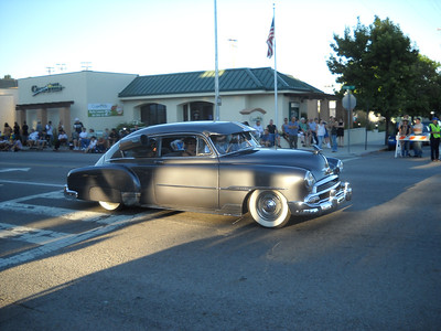 Cruise Night 2010 Paso Robles