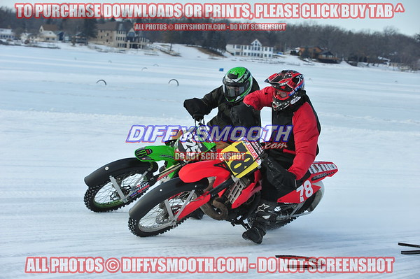 Moto On Ice - Cedar Lake 2.22.15