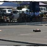 Ric car racing.