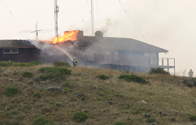 Photos: Fire Damages Home on North 75th Street