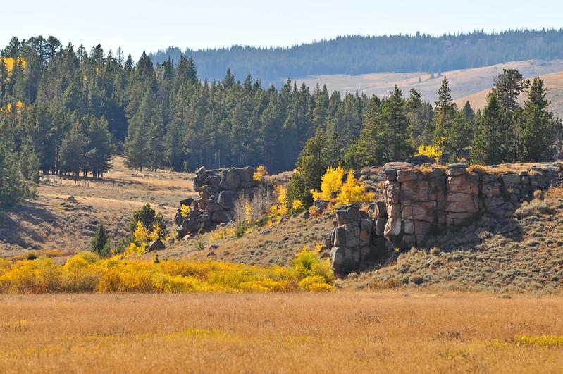 Big Horn Mountains, Wyoming.