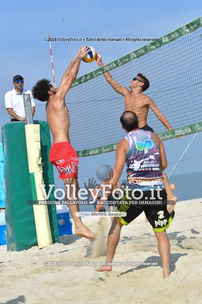 presso Zocco Beach PERUGIA , 25 agosto 2018 - Foto di Michele Benda per VolleyFoto [Riferimento file: 2018-08-25/ND5_8467]