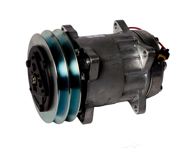DEUTZ SAME AIR CONDITIONING COMPRESSOR 04411400
