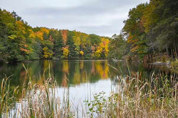 Burr Pond State Park Fall 2019