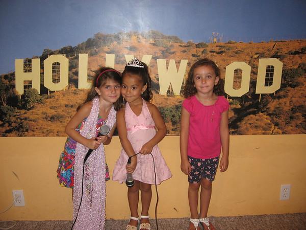 4th Birthday 2007 Photos