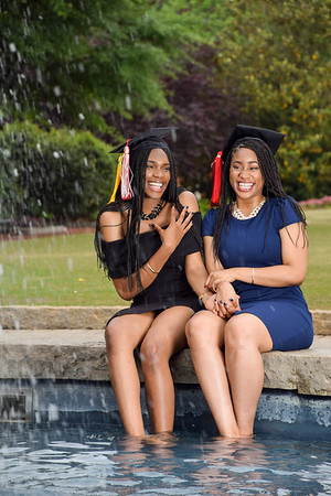 Audrey and Sharon's Gradation Photos