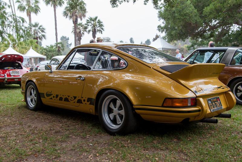 Eric Williams' 1973 Porsche 911 Carrera