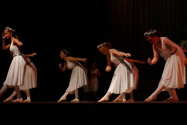 Hallelujah - 9th 10th ballet