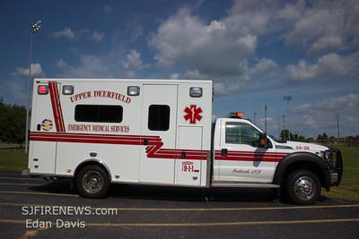 Upper Deerfield EMS New BLS 34-26