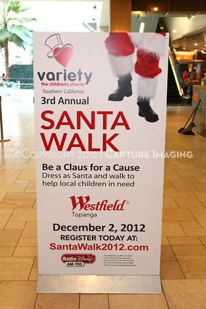 2012 Santa Walk