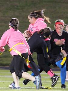 Girls Powderpuff Football Game