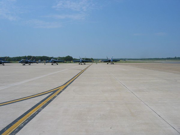 Rhode Island National Guard Airshow