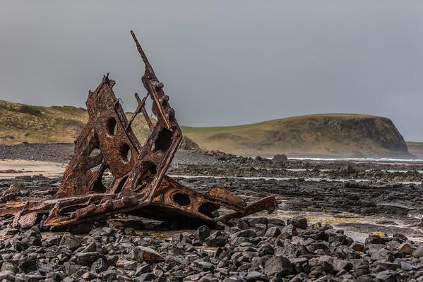 SS Speke Shipwreck