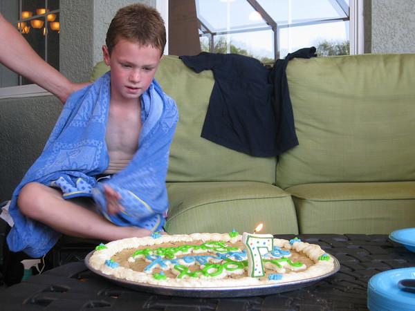 Brooks' 7th Birthday 5/7/2011