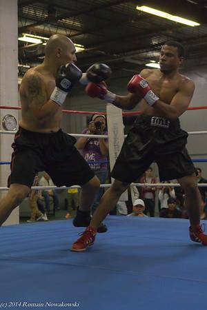 Jeter/RBA Promotions Fight Night 2014-10-11