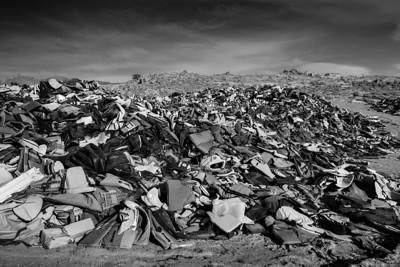 The Trash on Lesvos - Dépôtoir sur Lesbos