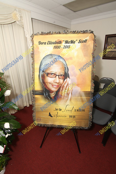 Celebration of Life  for Dora Scott 12-29-2015