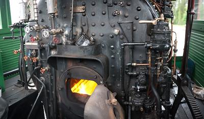 2011 The Baker Steam Train Ride