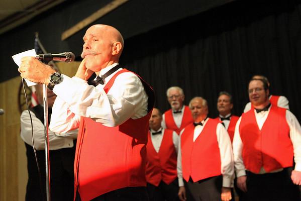 2009-10-03 Orange Blossom Barbershop Chorus