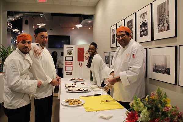 World Cuisine Showcase: Fourth Cohort