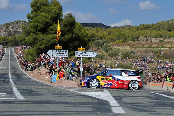 WRC Catalunya 2011
