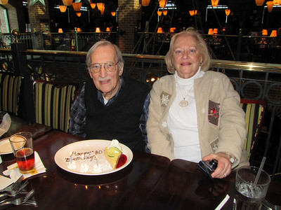 Dad's 80th Birthday Lunch