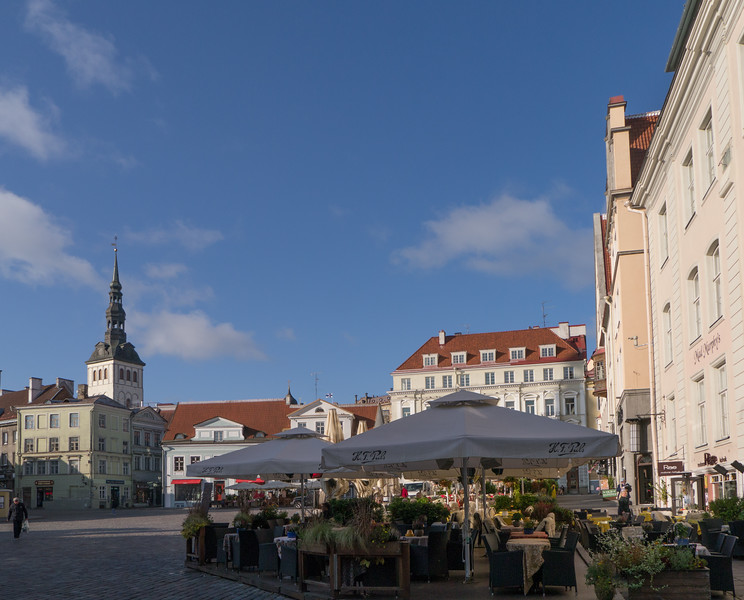 Town Square Tallin