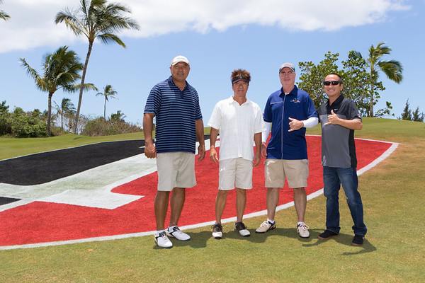 2016 Alumni Golf Tournament