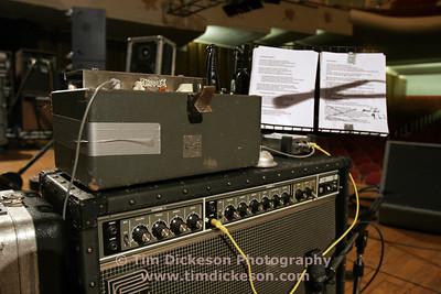 John Martyn Band Set Up