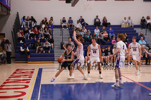 2020-3-3 WHS Boys Basketball vs Windham