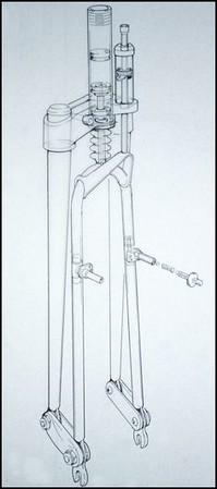 Lawiill leader fork