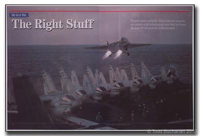 Gulf War for Gordon