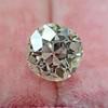 2.35ct Antique cushion Cut Diamond, GIA K VS1 4