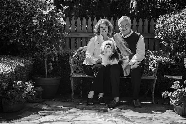 Cynthia & John Wallace   B&W