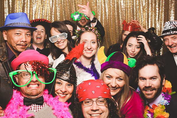 Catie + Neil Photo Booth