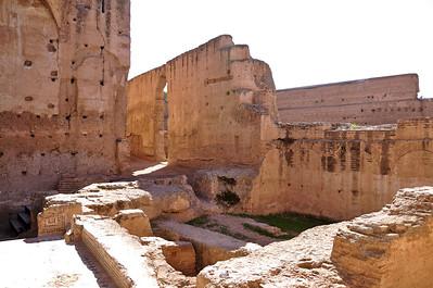 Palace of El Badii