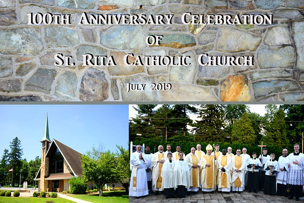 St Rita 100 Anniversary
